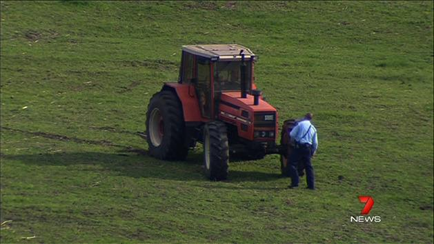 Woman dies in tractor tragedy