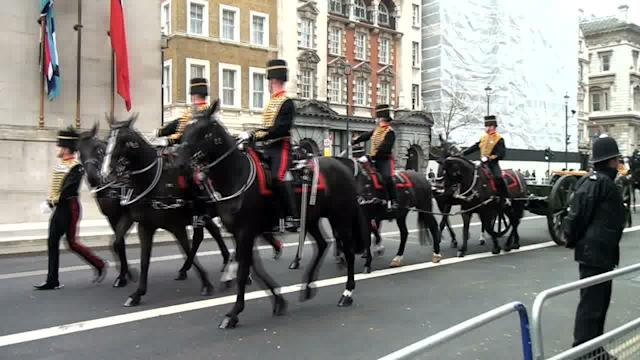 Margaret Thatcher funeral: Yahoo! meets mourners on procession route