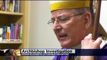 Archbishop Nienstedt Under Investigation For Alleged Sexual Misconduct