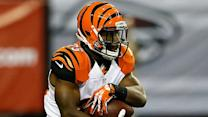 Rookie Giovani Bernard's surging fantasy value