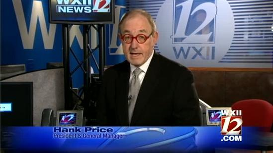 Editorial: Now you have choice for WXII late news