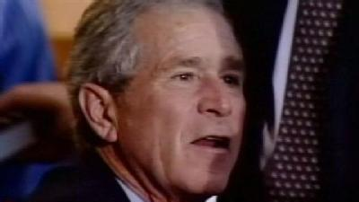 Bush In NC To Visit Graham Library