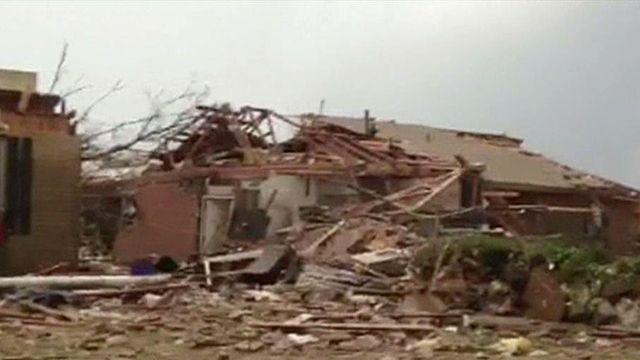 Experts: Oklahoma tornado had more power than atomic bomb