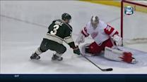 Penalty Shot: Charlie Coyle vs Jimmy Howard