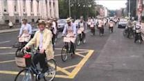Bloomsday Adds Color to Streets of Dublin
