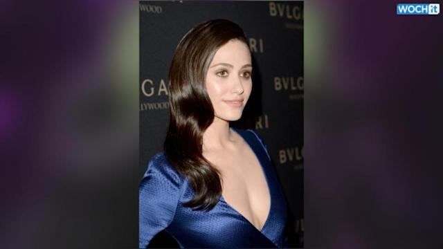 Emmy Rossum Naked On Shameless: Doesn't Worry About Cellulite
