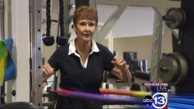 Houston woman, 95, won't give up her life of fitness