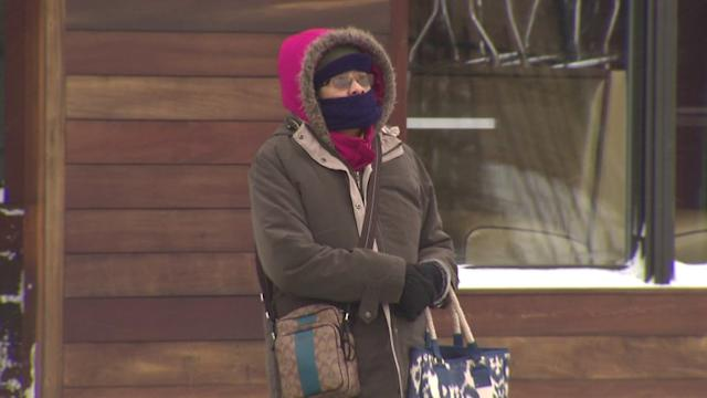 Chicagoans prepare for extreme cold