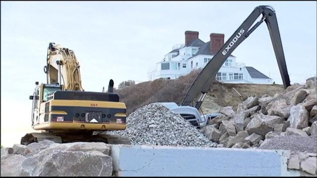 Taylor Swift's Rhode Island Neighbors Angry Over Construction