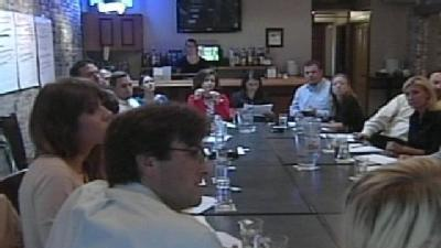 Young Entrepreneuers Look To Local Networking For Success