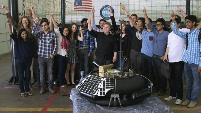 Teen Technorati - To Infinity & Beyond: The Fellows Visit NASA & Learn About the Future of Life on the Moon
