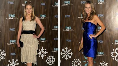 Dianna And Jessalyn On 'Glee' 'Whirlwind' And Pregnancies