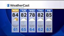 KDKA-TV Evening Forecast (5/24)
