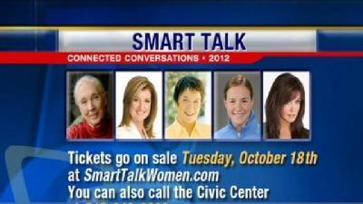 2012 SmartTalk Headliners Announced