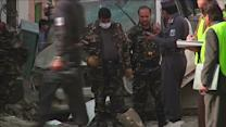 Bomber targets Afghan election official