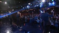 Live On Letterman - The Wanted: All Time Low