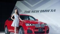車壇直擊—全新BMW X4耀眼上市
