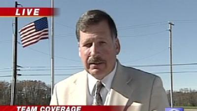 Ed Weinstock Reports From State Police Barracks