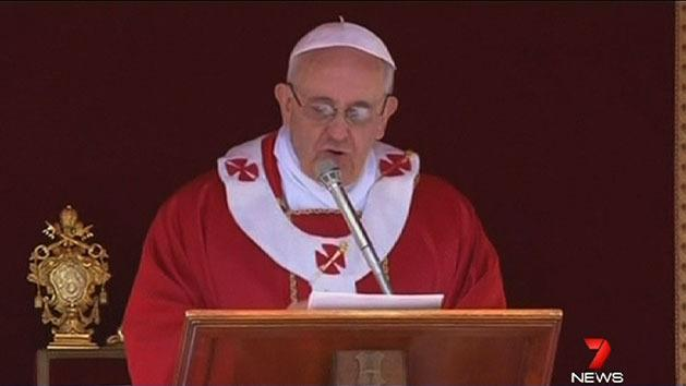 Pope urges Church to embrace change