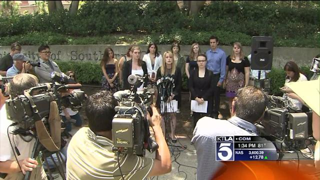 Student Group: USC Mishandles Sexual-Assault Cases