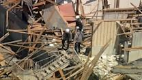 Texas works to recover after blast