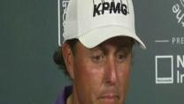 Mickelson: I've Done Absolutely Nothing Wrong