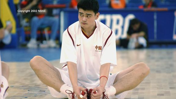 Yao Ming: Training in the NBA is a science