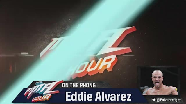 The MMA Hour - Episode 179 - Eddie Alvarez