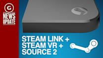 Valve Announces Source 2, Steam Link, and Steam VR - GS News Update