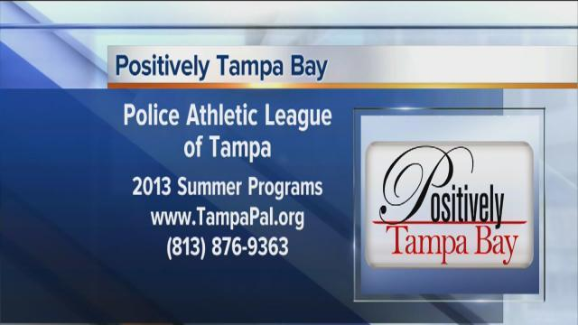Positively Tampa Bay: PTB Police Athletic League of Tampa