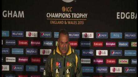 Will introspect and work out on lacuna: Pak Coach
