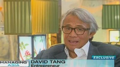 The 'next big thing' for Shanghai Tang's founder
