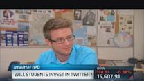 Student investors mixed on Twitter