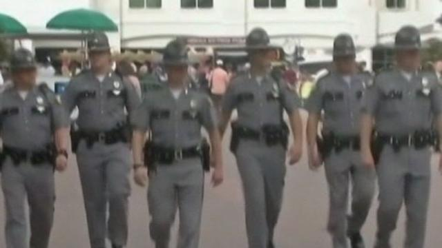 Kentucky Derby: Officials Increase Security Measures