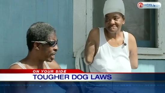 Pit bull attack in Westwego, La., prompts push for tougher laws