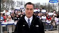 Mitt Romney gives final pitch to NH voters