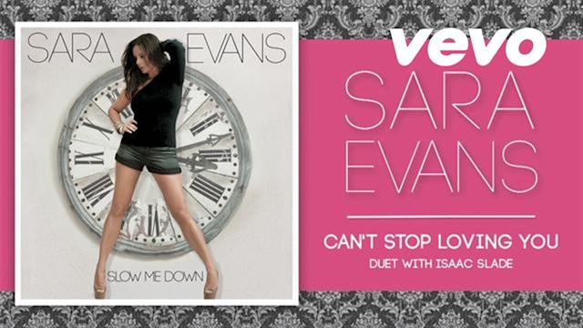 Can't Stop Loving You (Duet with Isaac Slade) (Audio)