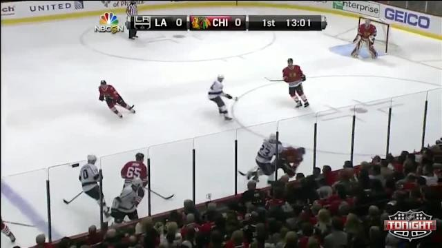 Los Angeles Kings at Chicago Blackhawks - 12/30/2013