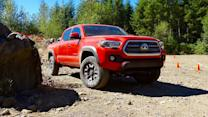 The New York Times - Driven | 2016 Toyota Tacoma TRD Off Road