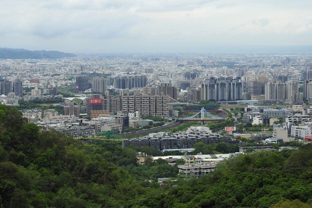 終點觀音寺可以眺望台中市 photo by misco CC0 by 1.0