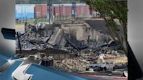 Domestic Breaking News: Runaway Train Devastates Small Town in Quebec