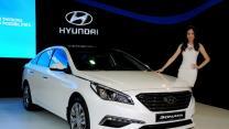 車壇直擊-三箭齊發Hyundai Sonata&Santa Fe&Veloster上市發表