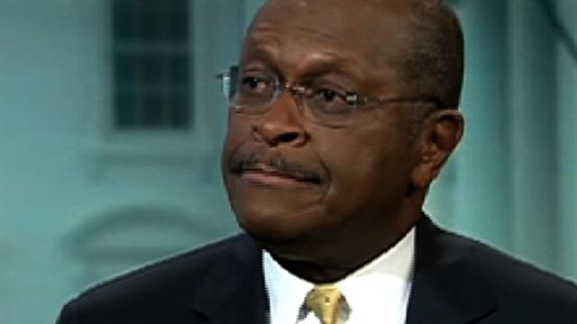 Herman Cain: On the defensive, again