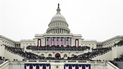 Sights and Sounds: A Presidential Inauguration