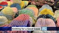 Knitting Group Looking For More Hospitals To Donate To