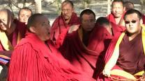 Tibet's fragile peace