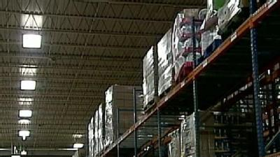 Anonymous Donor Gives $50,000 To Food Bank
