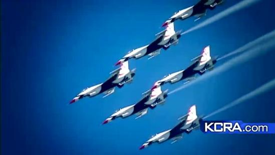 California Capitol Air Show starts in a week