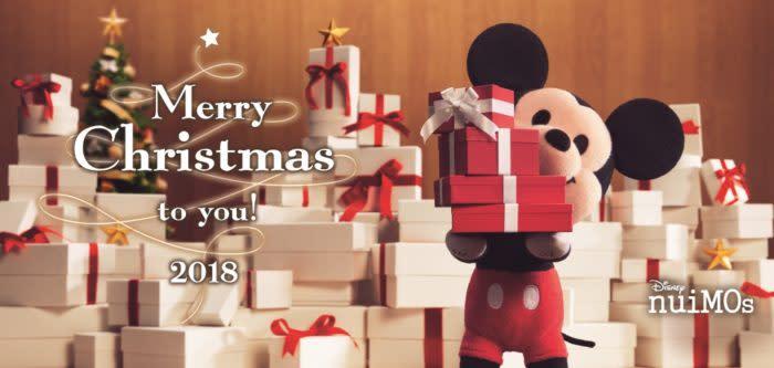 迪士尼商店_disney store_niuMOs_聖誕系列