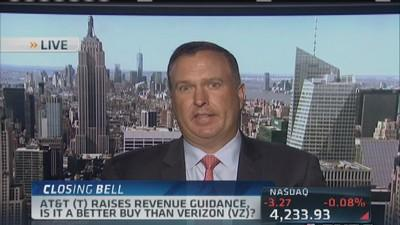 Better telecom to own: AT&T or Verizon?